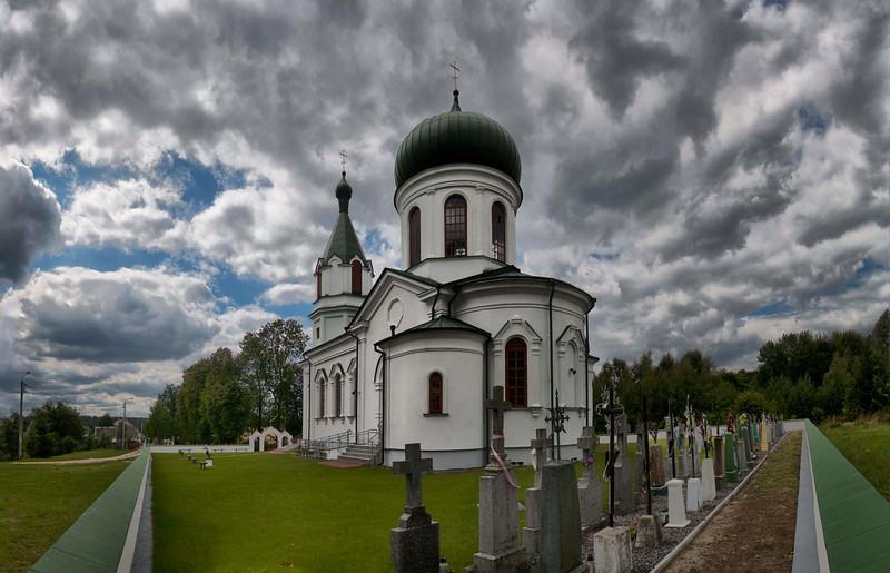 The Orthodox Church of St Nicholas – Narewka, Polska / Cerkiew św. Mikołaja Cudotwórcy w Narewce, Polska