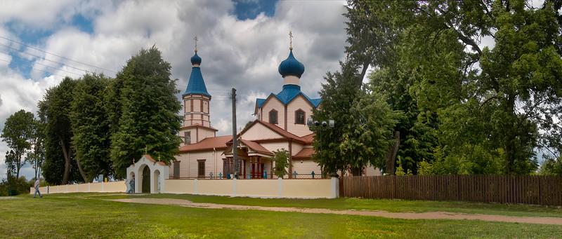 Saint Apostle Jacob Orthodox Church, Losinka, Polska / Cerkiew św. Apostoła Jakuba w Łosince,  Polska