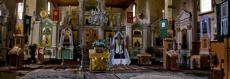 The Orthodox church of St John the Theologian – Nowoberezowo, Polska / Cerkiew św. Apostoła Jana Teologa w Nowoberezowie, Polska