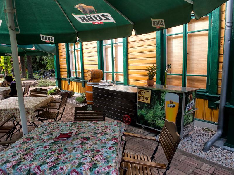 Tsar's Restaurant Bialowieza, Polska / Restauracja Carska w Bialowiezy, Polska