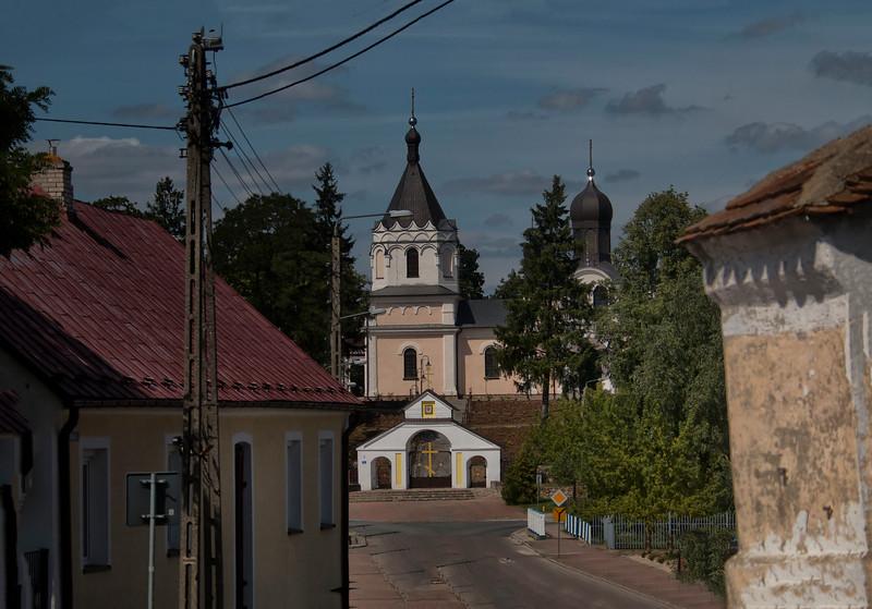 Orthodox church of the Holy Apostles Peter and Paul in Siemiatycze, Polska / Cerkiew Świętych Apostołów Piotra i Pawła w Siemiatyczach, Polska
