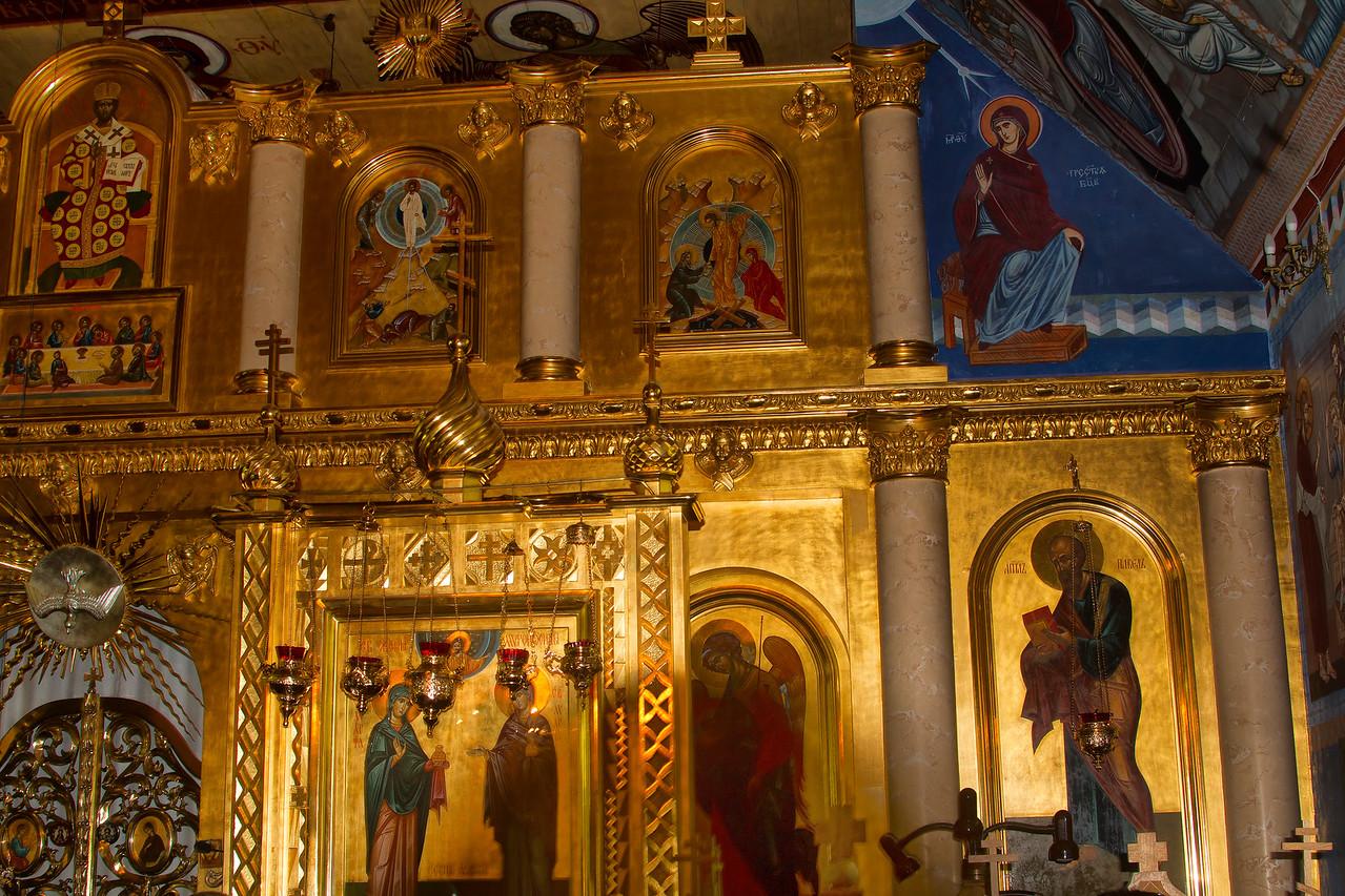 Monastery of Saints Martha and Mary on the Holy Mount Grabarka, Polska / Klasztor Prawosławny Śww. Marty i Marii na Św. Górze Grabarce, Polska