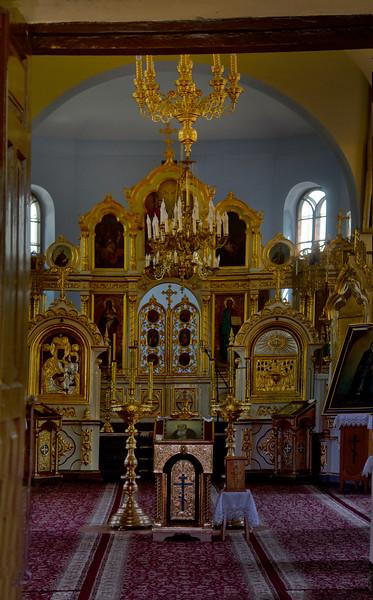 Orthodox church of the Dormition of the Virgin Mary in Kleszczele, Polska / Cerkiew Zaśnięcia Najświętszej Maryi Panny w Kleszczelach, Polska