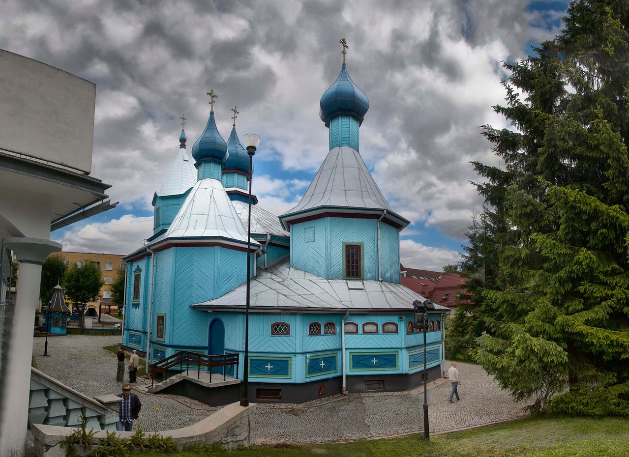 Orthodox Church of the Michael the Archangel in Bielsk Podlaski, Polska / Cerkiew św. Michała Archanioła w Bielsku Podlaskim, Polska