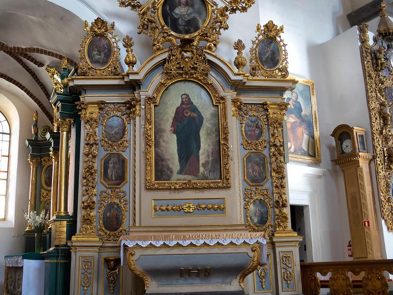 Collegiate Basilica of the Annunciation of the Blessed Virgin Mary in Pułtusk, Polska / Bazylika kolegiacka Zwiastowania Najświętszej Maryi Panny, Pułtusk, Polska