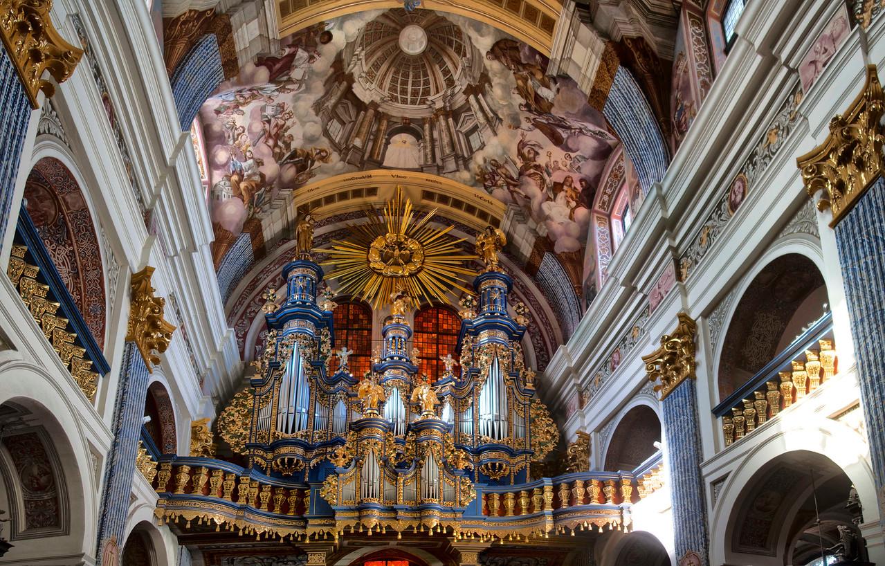 Pilgrimage Church, Our Dear Lady of Święta Lipka, Polska / Bazylika pw. Nawiedzenia Najświętszej Marii Panny, Święta Lipka, Polska