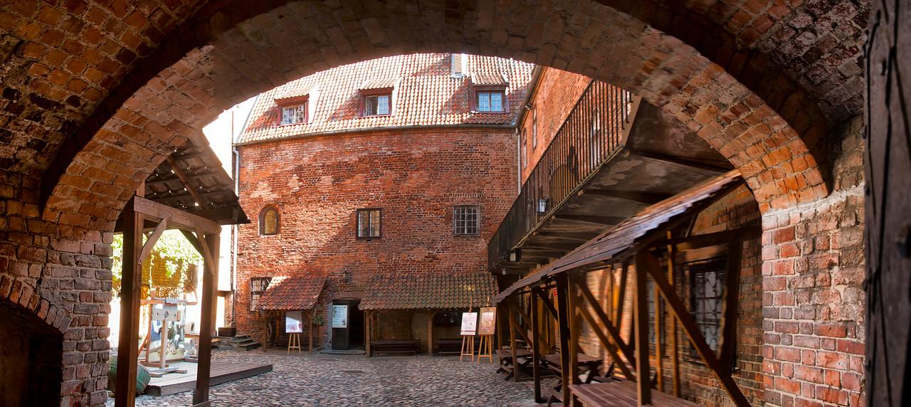 Castle Kętrzyn, Polska / Zamek Kętrzyn, Polska