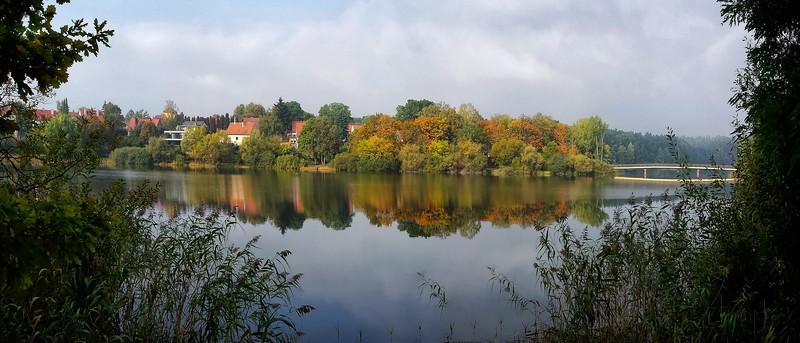 Long Lake, Olsztyn, Polska / Jezioro Dlugie, Olsztyn Polska