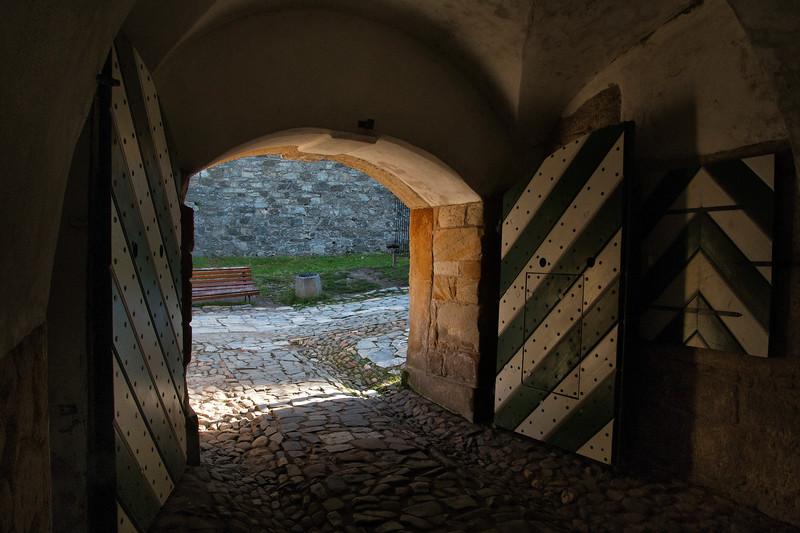 Entrance to the Fortress in Kłodzko, Polska / Wejscie do twierdzy, Kłodzko, Polska
