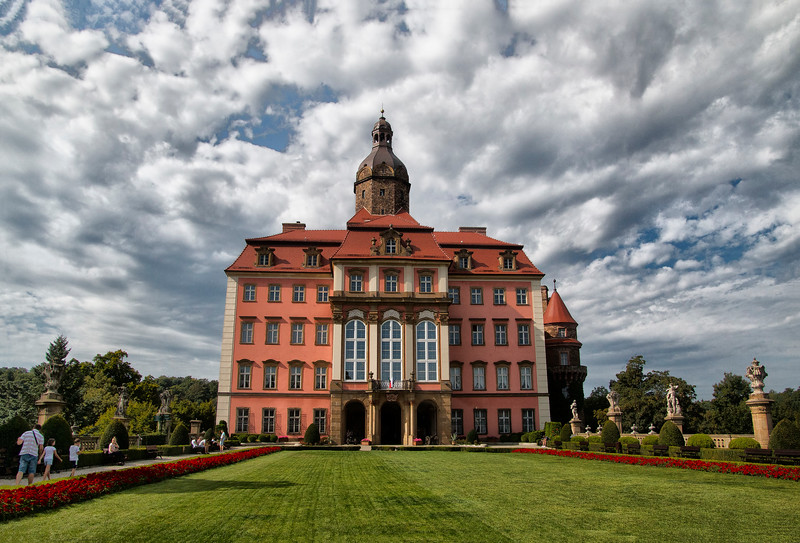 Castle Książ, Wałbrzych, Polska / Zamek Książ, Wałbrzych, Polska