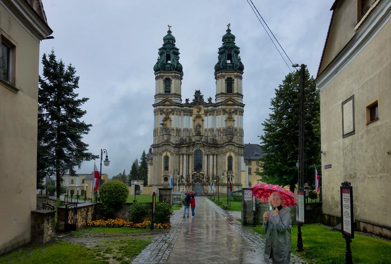 Cistercian Abbey in Krzeszów, Polska / Opactwo Cystersów w Krzeszowie, Polska