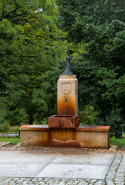 Zrojowa Street, Świeradów Zdrój, Polska / Ul. Zdrojowa, Świeradów Zdrój, Polska