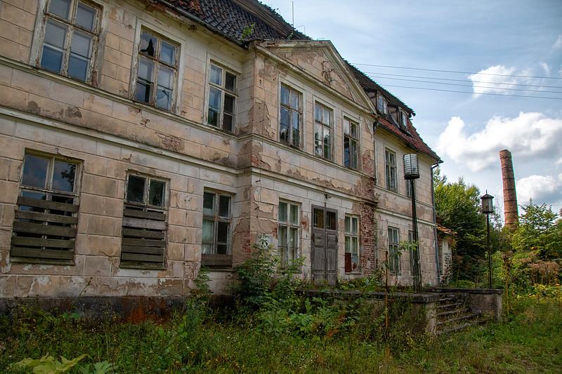 Bęsia Palace, Polska / Pałac w Bęsi, Polska