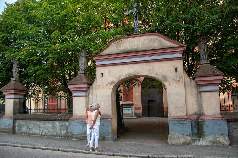 Kościół pw. św. Macieja w Bisztynku, Polska