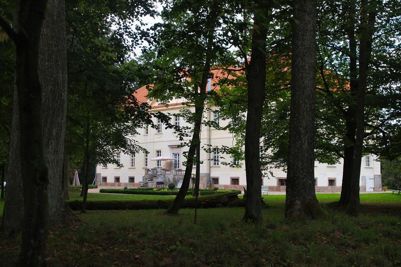 Nakomiady Palace, Polska / Palac Nakomiady, Polska