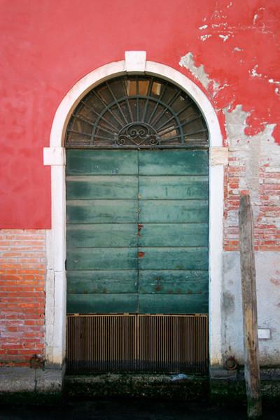 Venetian Door 1