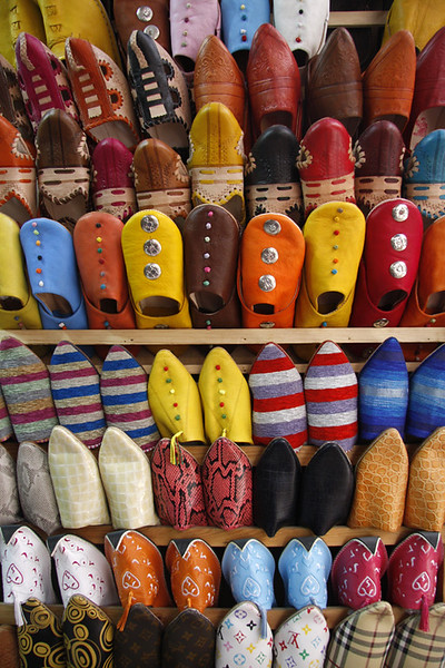 Moroccan Slippers 2
