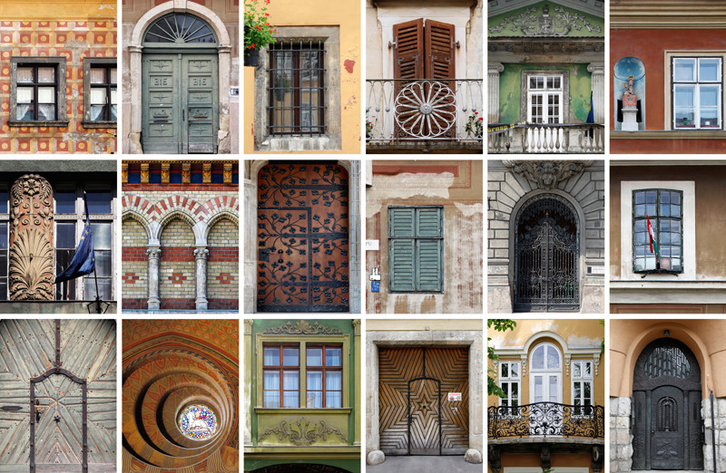 Doors - Budapest