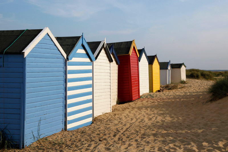Beach Huts 5