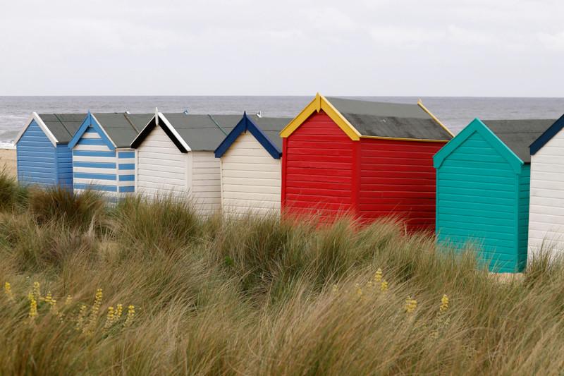Beach Huts 15