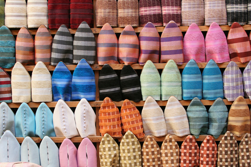 Moroccan Slippers 3