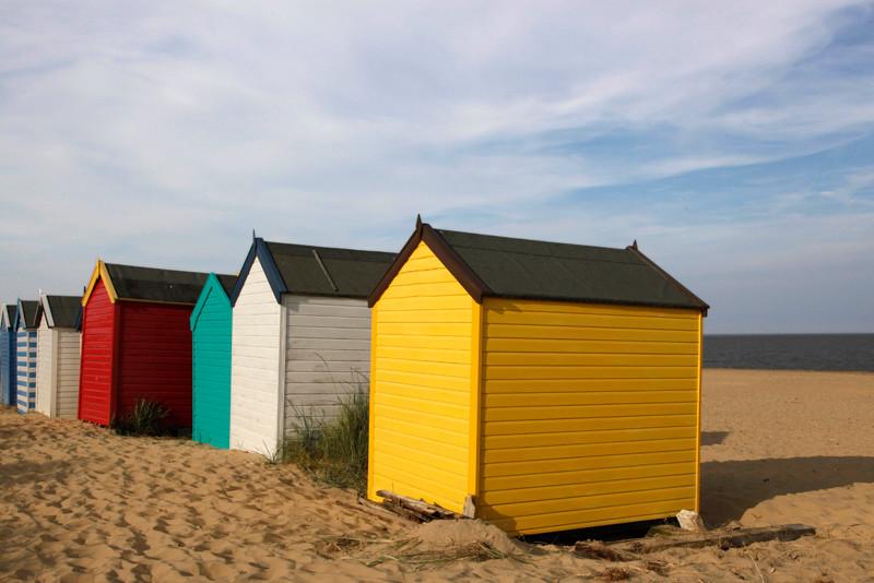 Beach Huts 6