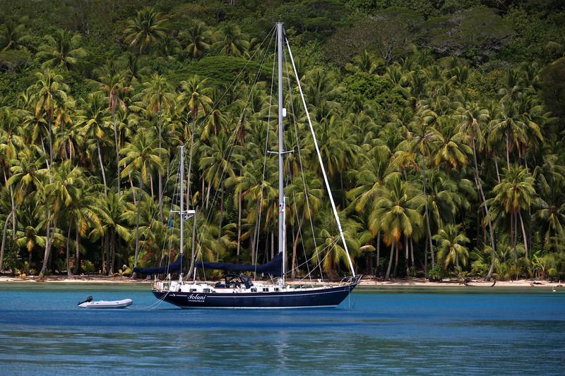 To'opua Island, Bora Bora, Society Islands of French Polynesia
