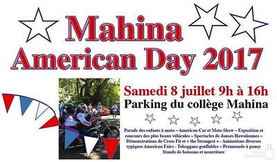 Mahina American Days
