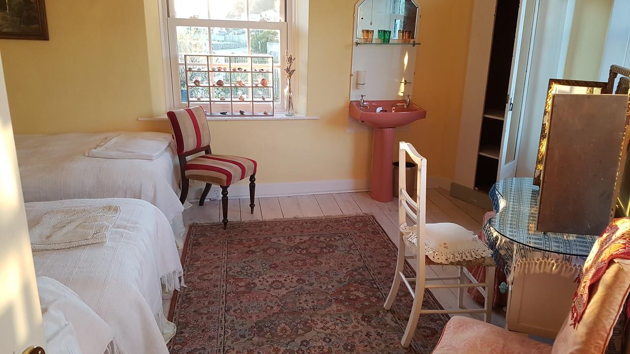 Back bedroom re-done 2017