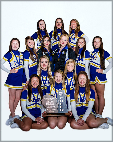 NBW District Cheer Photo