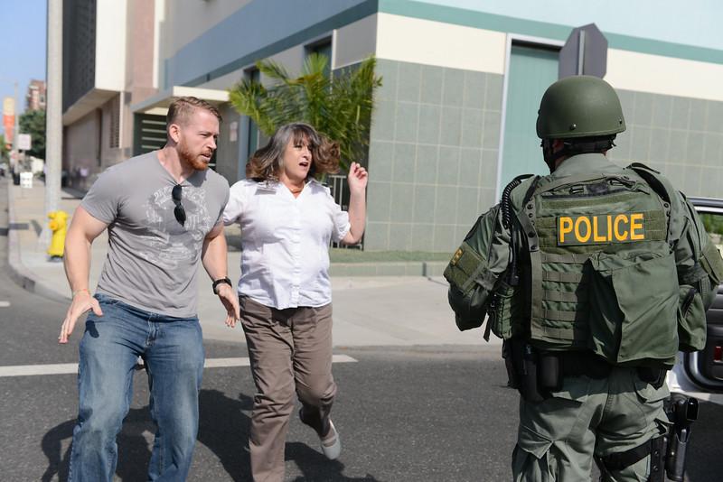 SWAT training