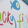 The Lucky Fish tiki bar in Pompano Beach