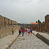 Appian Way an ancient Roman road that as a important roadway during the ancient Roman Empire.
