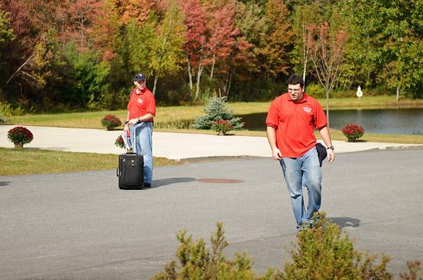 Depart to Kenya 09