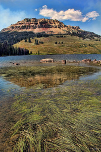 Beartooth Butte, Wyoming