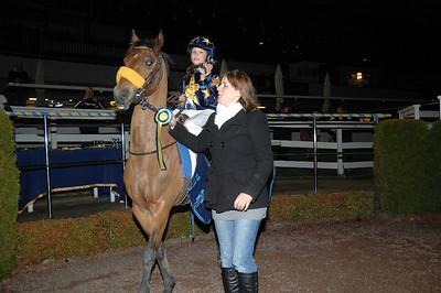 EG Bernouilli och Melissa Juneskans Täby 111030 Foto: Lars Odin
