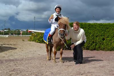 Doris och Kim Gudmundsson | Täby 140830