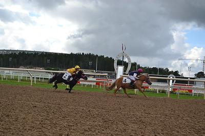 Tora vinner med Audra Von Dalwigk | Täby 140830