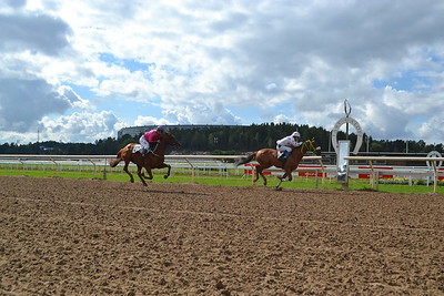 Soumaoro vinner med Liloo Rygaard | Täby 140830