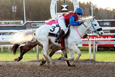 Ponnygalopp Täby 151108 | Foto: Elina Björklund / Svensk Galopp