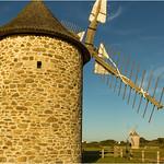 Les Moulins de Trouguer  -  Pointe du Van  -  France