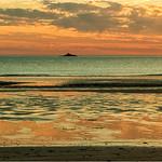 Dusk  -  Baie des Trépassés  -  Finistère sud  -  Bretagne