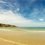Baie des Trépassés  - Pointe du Raz  -    Finistère sud  -  Bretagne