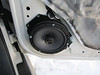 "Passenger side - Aftermarket speaker and speaker adapter bracket  from  <a href=""http://www.car-speaker-adapters.com/items.php?id=SAK055""> Car-Speaker-Adapters.com</a>  installed"