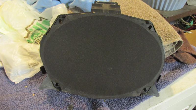 Stock speaker (front view)