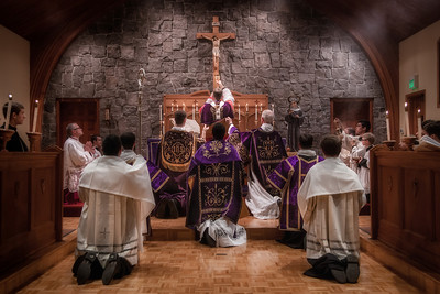 Pontifical High Mass in the Extraordinary Form