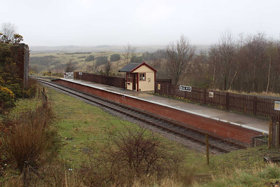Big Pit Halt on 05.04.14.