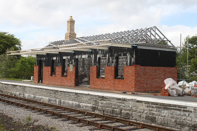 Station Building at Blaenavon High Level on 28.05.11.
