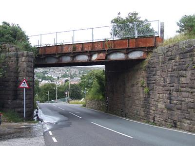 Varteg Road Bridge on 27.07.07.