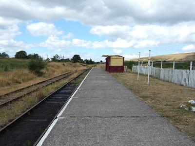 Platform No.1 at Furnace Sidings on  01.12.06.
